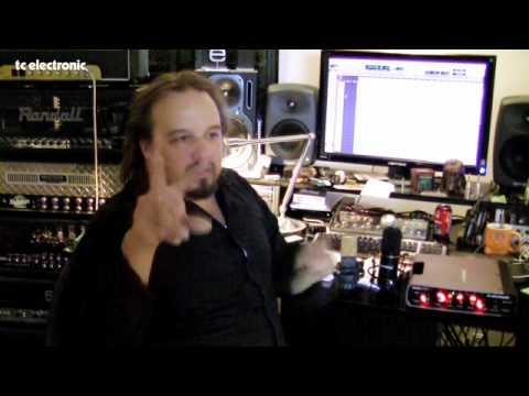 Award winning producer talks about his choice of mics