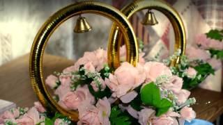 Свадебные сборы, видеосъемка свадьбы в 2 камеры. Nice wedding in Russia by eliSEEv.org