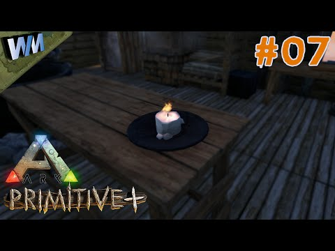 ARK Primitive+ EP07 - A Candle in the Wind! (Gameplay)