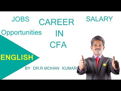 CFA Careers  - Courses,Institutions,Job Opportunities