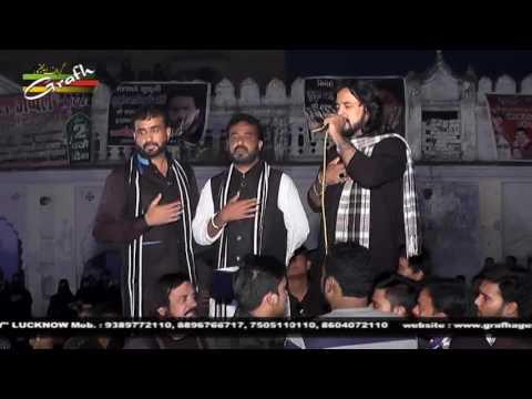 Syed irfan Haider | Juloos-e-Amari Ranno Jaunpur | 2nd Rabiul Awwal 1438-2016