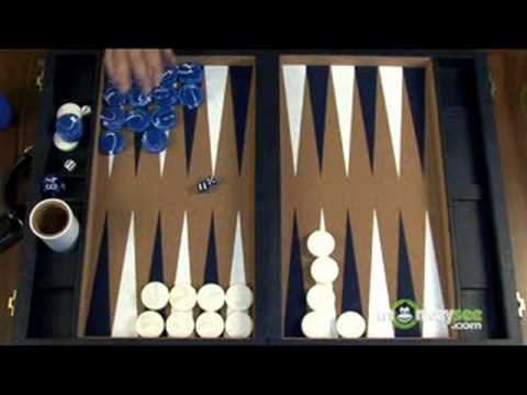 Backgammon Rules Bearing Off