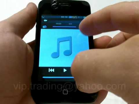 How to Insert and Remove the Memory Card in Your Fake iPhone - YouTube