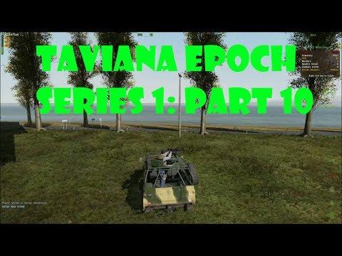 DayZ Epoch Taviana - (Series 1) Part 10 - M2 Military Offroad