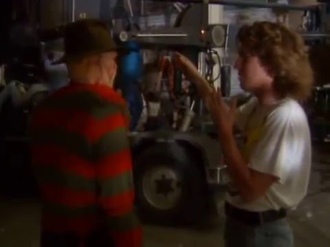 Behind The Scenes of A Nightmare On Elm Street 5 The Dream Child