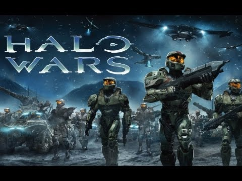 Halo Wars Story (Game Movie)HD poster