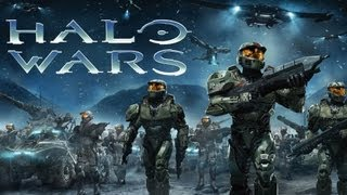 Halo Wars Story (Game Movie)HD