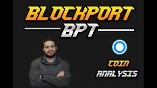 BLOCKPORT (BPT) - COIN ANALYSIS - BETTER THAN COINBASE?