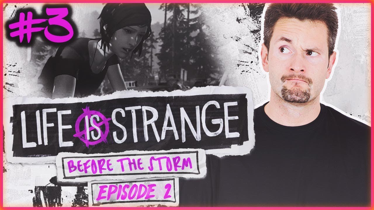 ZŁE GRAFFITI | Life is Strange: BTS – EPISODE 2 #3