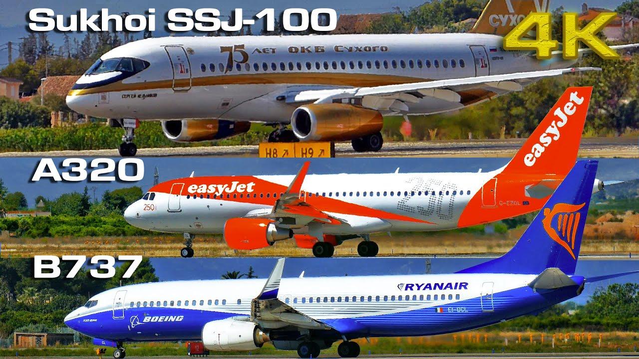 Sukhoi SSJ-100, Boeing B737 & Airbus A320, three of a kind