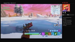 Fortnite with Codex726