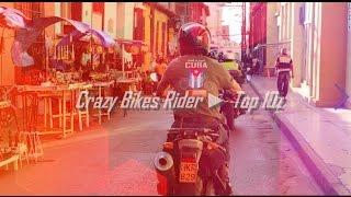 Crazy Bikes Rider ► Top 10z