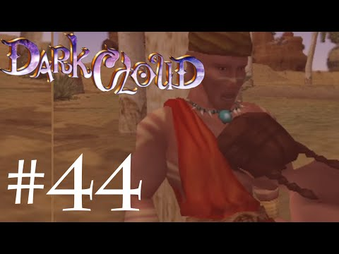 Let's Play... Dark Cloud! #44 NIPPLE SUCKING ACTION?! (Gameplay / Walkthrough)
