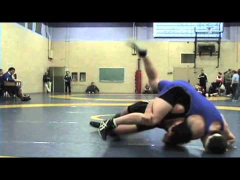2010 Western Open: 68 kg Adam Argue vs. Alex Kelly