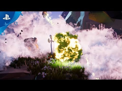 PLANET ALPHA – Release Date Trailer   PS4