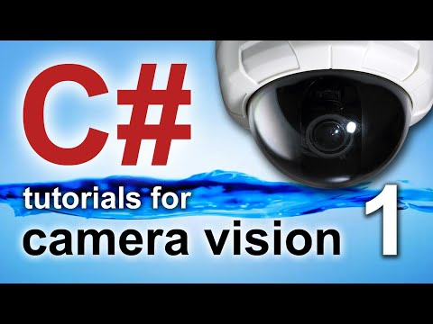 C# computer vision tutorial #1: What is Computer Vision?