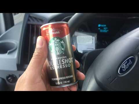 Starbucks double shot espresso Cubano review