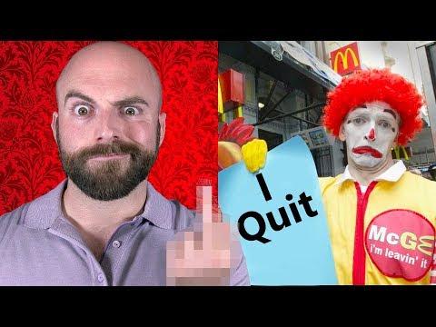 10 EPIC Ways People QUIT Their Jobs!