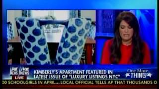 Kimberly Guilfoyle Mentions Her Luxury Listings NYC Cover