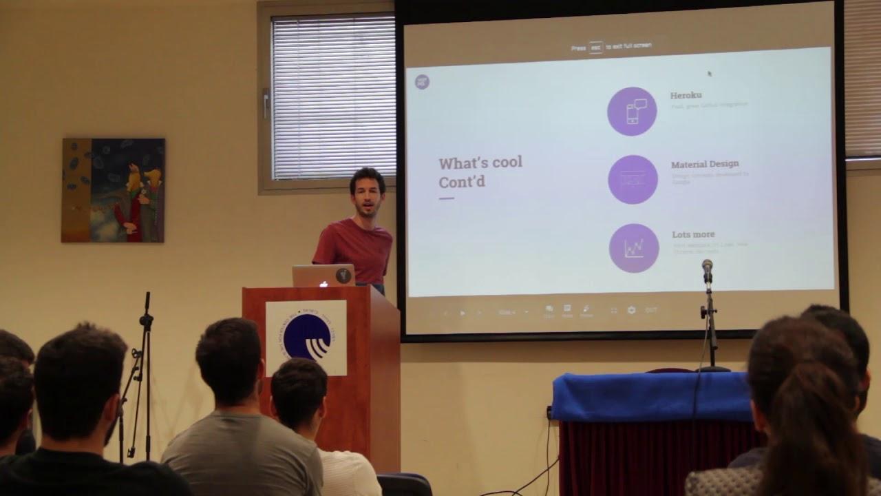 Ido Leibovich - Rapid Web Prototyping