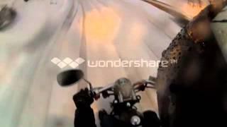 Honda Monkey Bike 125cc  SNOW