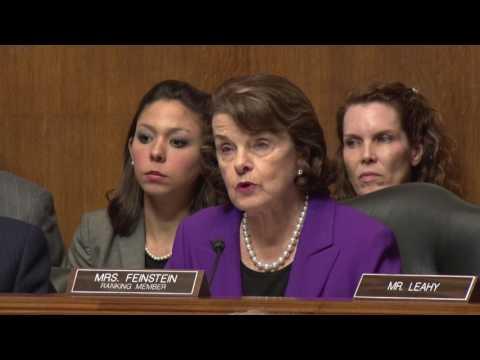 ROSENSTEIN HEARING: Senate committee holds hearing for deputy attorney general post