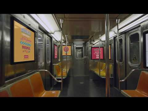 MTA Video Release: OUTFRONT Media Digital Screen Concepts - 9/27/2017