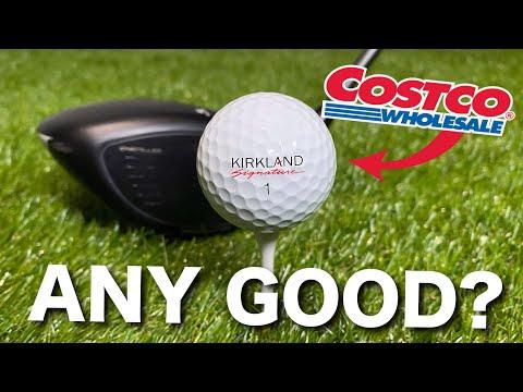 The COSTCO Golf Ball | Kirkland Signature Review