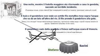 Итальянский для начинающих. Аудио. Блюдо которое подают холодным