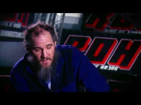 EXCLUSIVE - Necro Butcher & Erick Stevens Get Personal (ROH)