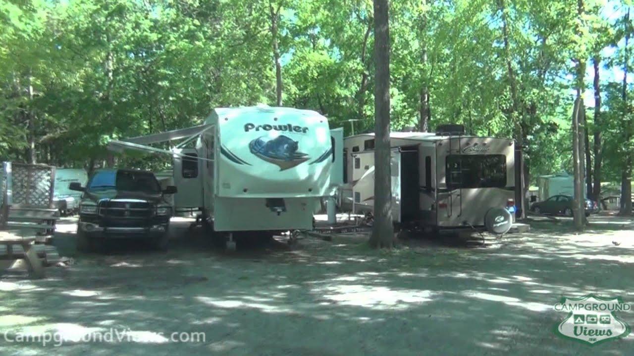 Full Hookup Camping In South Carolina