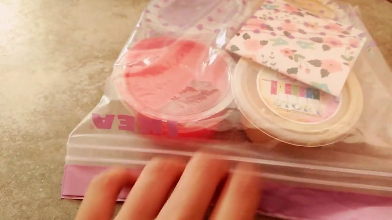 Squishy Vs Slime : Slime and Squishy package!! / part one Adhira Shafiqa - YouTube