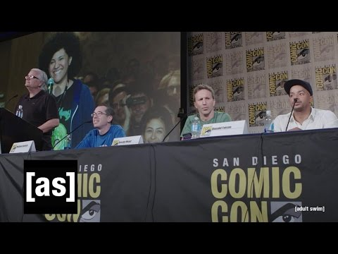 Robot Chicken Panel SDCC 2016 | Robot Chicken | Adult Swim