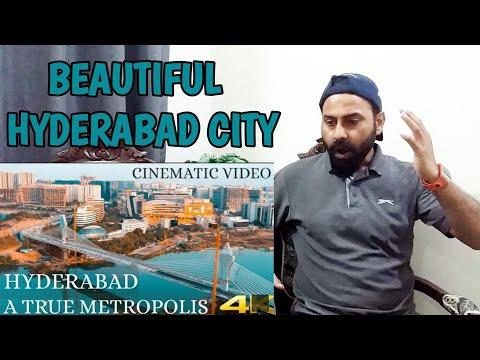 PAK REACTION TO HYDERABAD CITY || INDIA'S TECH & INNOVATION