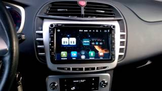 2Din 8 inch Android 5.1New Lancia Delta