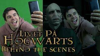 Livet på Hogwarts - Bag kameraet (afsnit 3+4)