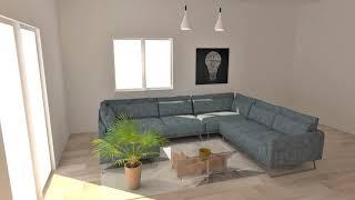 Урок 7  Как добавить мебель в Tilelook Design Tool