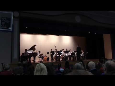 Epping middle school jazz band