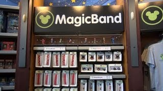 Disney's MAGICBAND New ACCESSORIES - Next Generation Technology In Fashionable Style