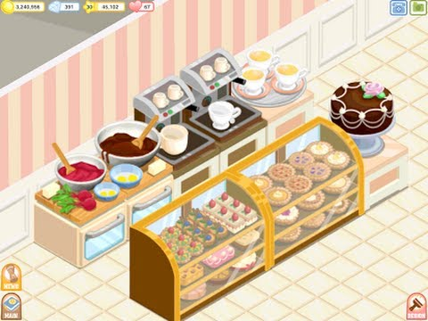 Bakery Story™ GamePlay Trailer