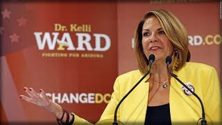 US Senate candidate Kelli Ward Tells John McCain He Should Step Aside If He Has Cancer