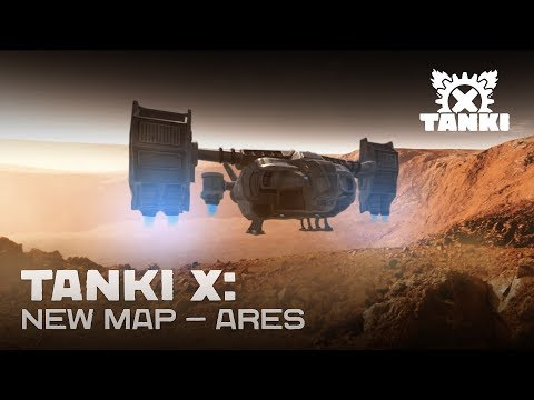 Tanki X: New map — Ares: Register an account and start playing: http://tankix.com/en/  Tanki X page on Steam: http://store.steampowered.com/app/607200  Follow us on social media: Facebook: https://www.facebook.com/PlayTankiX Twitter: https://twitter.com/PlayTankiX Instagram: https://www.instagram.com/playtankix/