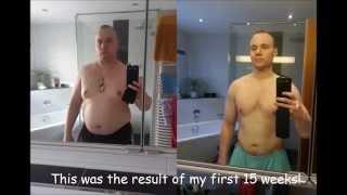 Freeletics 15 weeks transformation part 2
