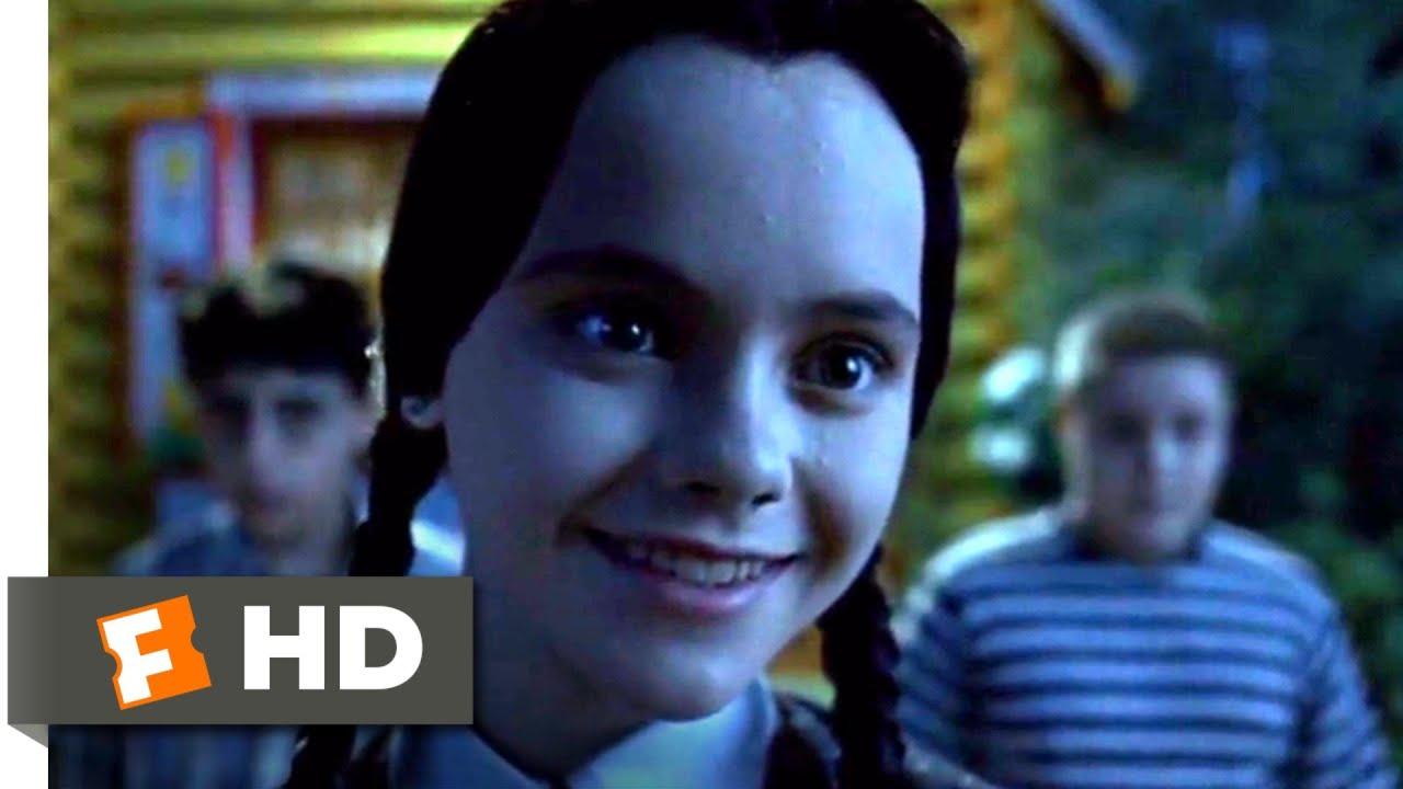 Addams Family Values 1993 The Happy Hut Scene 6 10 Movieclips