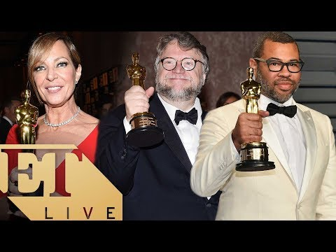 2018 Oscars RECAP: Jordan Peele Wins Original Screenplay, 'Shape Of Water' Wins Best Picture