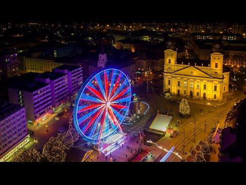 Debrecen Karácsony 2018