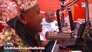 Fena Gitu tells Jeff her real name