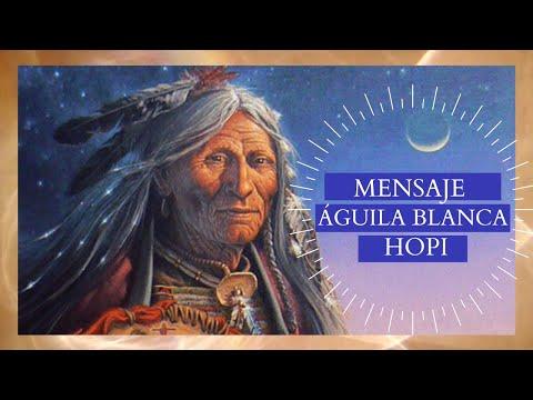 Mensaje de Águila Blanca | indígena Hopi