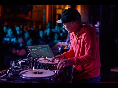 DJ QBert || 2014 DMC NYC Regional || Showcase