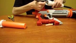 The ULTIMATE Nerf Titan Adapter Tutorial (Shoot Streamlines over 100 ft!)